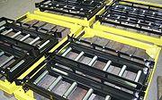 Fabrikation für Conveyor und weitere Lagersanlage
